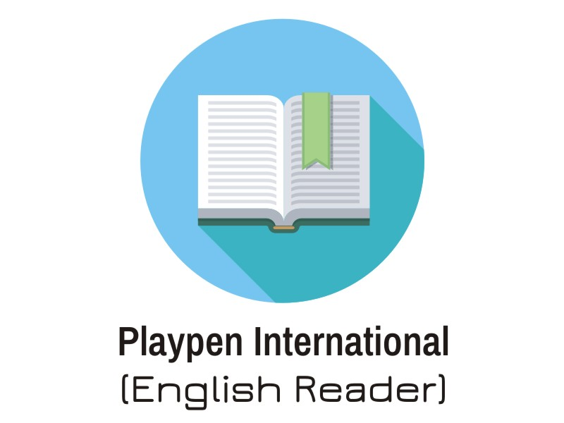 PLAYPEN ENGLISH